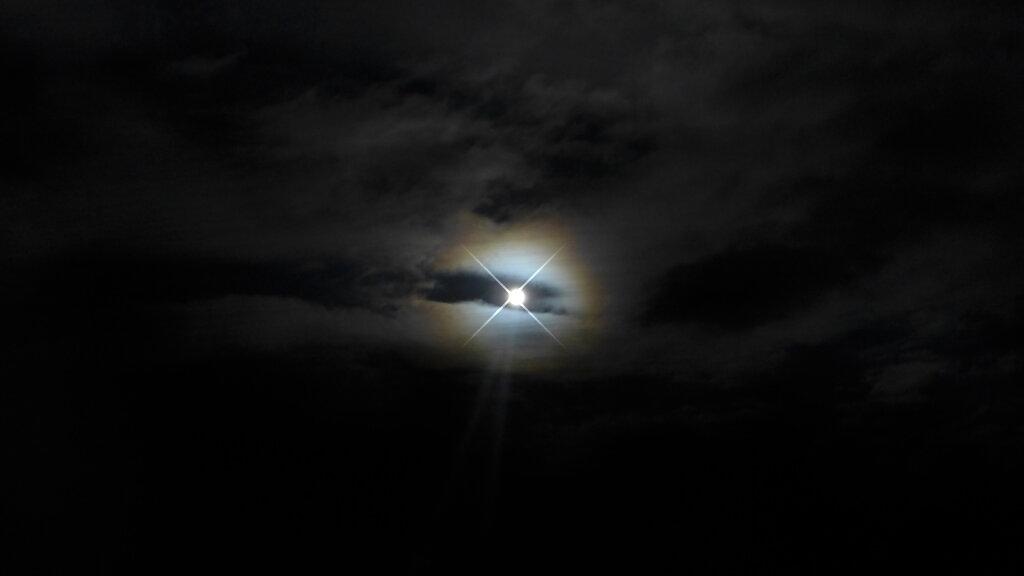 Kuu öösel